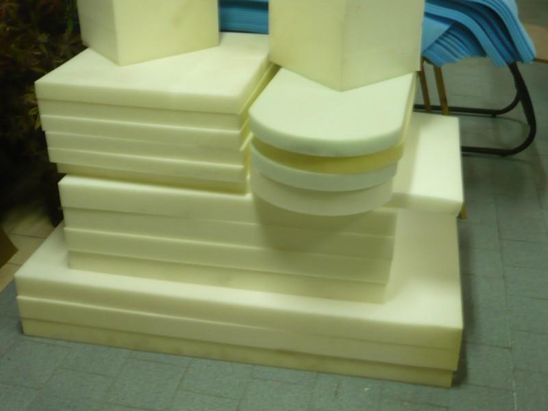 Sedute per sedie gommapiuma - Imbottitura divani poliuretano ...